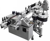 Máquina de paginação de rotulagem do frasco de alta velocidade automático cheio