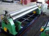 Machine de roulement lourde de plaque de tôle d'acier de 3 rouleaux