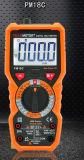 저항, 주파수, 의무 주기, 온도를 가진 Pm18c 멀티미터