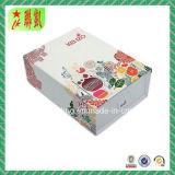 Custome imprimió el rectángulo de empaquetado del papel de Cardborad