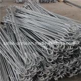 La Chine a modifié la prolonge Rod d'oeil de prolonge d'acier allié