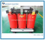 Трехфазный понижение трансформатор сухого типа 800kVA 33kv/415V с приспособлением контроля температуры