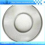 市場で使用されるステンレス鋼のショッピング網のバスケット