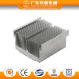 Profil en aluminium pour qualité une d'usine de Foshan de radiateur la bonne