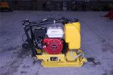 O Reversible vibra o compressor da placa
