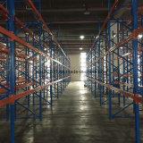 Estante ajustable resistente de la paleta del almacenaje aprobado del Ce
