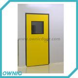 Яркая одиночная дверь качания Idpm-3