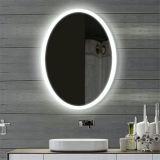 Noi specchio elettrico antinebbia della stanza da bagno illuminato LED dell'hotel