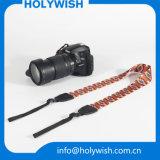 二重ホックが付いている多彩なポリエステル昇華カメラストラップ