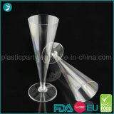 Champagne-Gläser Plastik