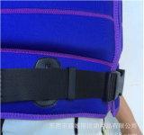 Giubbotto di salvataggio della maglia di vita del capretto personalizzato per canottaggio di nuoto