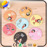 Sweet and Lovely Round Shape Portable Small Mirror