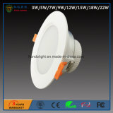 22W LED는 고품질 & Price& 낮은 빠른 납품으로 아래로 점화한다