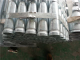 화재를 위한 ASTM A53 A106 A500 Gr. B에 의하여 직류 전기를 통한 흠을 판 관은 시스템을 보호한다