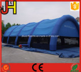 Tenda gonfiabile di evento della tenda della cupola gonfiabile gonfiabile blu della tenda per esterno