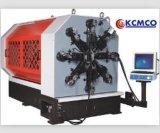 Ressort de torsion souple de prolonge de compactage de commande numérique par ordinateur de Kct-1280wz 8.5mm formant la machine de ressort de Machine&Spiral avec le dispositif de chauffage à haute fréquence