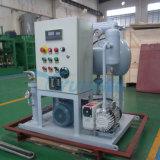 Máquina Zjb2ky de la centrifugadora del petróleo del transformador de la capacidad 2000L/H