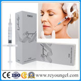 Nova chegada Ce aprovou Reyoungel Cross-Linked Ha Dermal Filler Injection