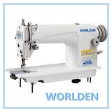 Wd-8700h de alta velocidad sola aguja de punto de costura de la máquina de coser