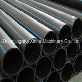a linha de produção da tubulação do PE da fonte de água de 75-250mm/HDPE conduz a linha extrusora da extrusão de /Plastic