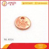 Petite étiquette décontractée Personnaliser la balise logo pour bijoux