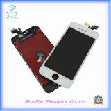 Tela de toque móvel LCD do telefone de pilha I5 dos indicadores para o iPhone 5 5c 5s LCD