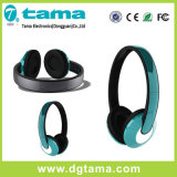 대중적인 휴대용 청진기 Foldable 선명한 소리 입체 음향 Bluetooth 헤드폰