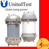 Appareillage vérificateur de pression hydrostatique de pipe