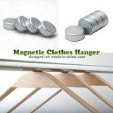 Magnetischer Kleidung-Aufhängungs-zusätzlicher starker leistungsfähiger permanenter seltene Massen-Magnet