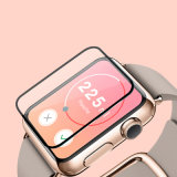 dureza 9h protector de la pantalla del vidrio Tempered de 38m m/de 42m m para la película de pantalla del reloj de Apple