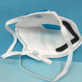 Weißer Farben-Antistaub-Wegwerfrespirator für Motorrad