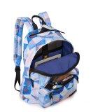 学校の肩は旅行袋の方法iPadのケースのバックパックを運ぶ