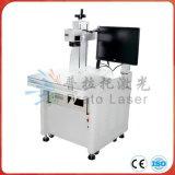 Máquina automática da marcação do laser para a tubulação de PVC/PPR/HDPE