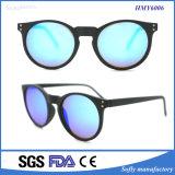 Acetato polarizado dos óculos de sol 2016 redondos dos homens do Ce do projeto de Italy