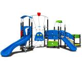 Lustige im Freienspiel-Zelle, neues Spielplatz-Gerät