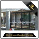 Prix de gros en aluminium de grille de jardin