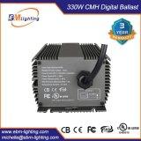 IR 먼 330W Hydroponic HPS CMH 밸러스트는 LED를 가진 가벼운 장비를 증가한다