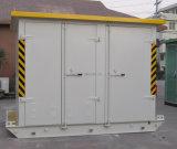 35kv 스테인리스 Prefabricated 조밀한 변전소