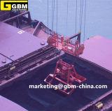Hidráulicos elétricos de Gbm lutam equipam-se com o guindaste de Quay