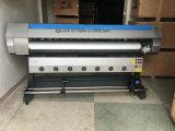 屈曲の旗の/Vinyl /Sticker /Posterの印刷のための赤外線ファンが付いている1600mm広告印字機
