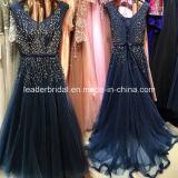 Мантии выпускного вечера партии Leaderbridals продают розничные платья оптом вечера Lb17918