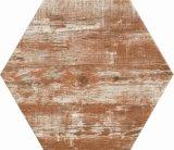 Material de cerámica hermoso de Bulding fuera de los azulejos de suelo rústicos (VR2N23164, 200X230m m)
