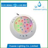 Colorare gli indicatori luminosi cambianti della piscina di alto potere LED Underwater