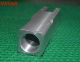 Piezas de maquinaria de precisión con 440c de acero inoxidable de aluminio mecanizado CNC Parte VST-0966
