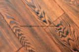 Alta calidad del entarimado de madera de la ceniza/del suelo laminado