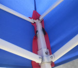 barraca ascendente fácil do dossel do evento do Pagoda da dobradura popular de 10X10FT