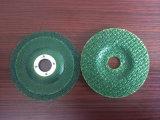 Затыловка стеклоткани для истирательного диска вырезывания рельса