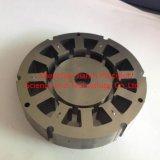 Rotor do motor e estator, laminação do núcleo, núcleo do ventilador de teto, estator de enrolamento do rotor