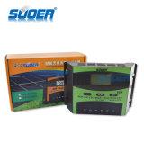 Contrôleur de Charge de L'énergie Solaire PWM de Suoer 12V 50A (ST-C1250)