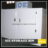 Большой замораживатель Merchandiser льда для напольного использования